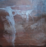 100x100 cm, acrylic, graphite and pigment on canvas, 2013