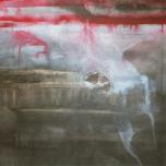 100x100 cm, acrylic on canvas, 2013