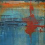 50x50 cm, acrylic on canvas, 2013