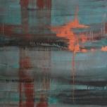 80x80 cm, acrylic on canvas, 2013