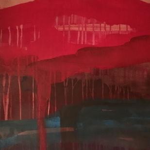 50x50 cm, acrylic on canvas, 2019